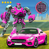 Real Futuristic Robot Car Transform: Robot Games 대표 아이콘 :: 게볼루션
