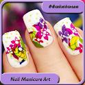 Nail Manicure Art Designs icon