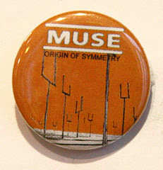 Muse - Origin - Badge