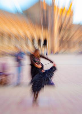 Olé! Danzatrice di flamenco