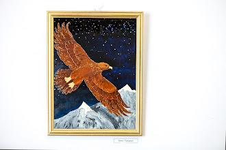 """Photo: """"Простір - безмежний у тій прірві на тій висоті де ти навчився літати""""  Катерина Єгорушкіна"""