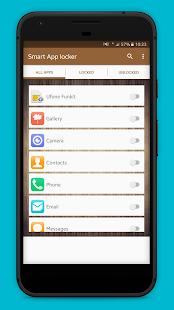 Secret App Lock : Pattern/PIN App Locker - náhled