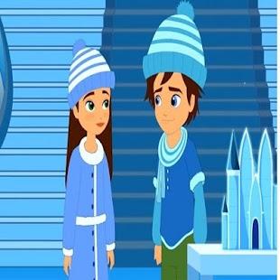 ملكة الثلج - قصص اطفال - بالعربية - قبل النوم - náhled