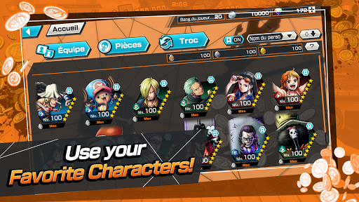 ONE PIECE Bounty Rush 32100 screenshots 3