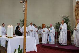 Photo: Sestra Alica ďakuje všetkým prítomným.