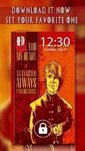 lannister wallpaper