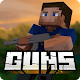 Guns mod for MCPE by Rougelans