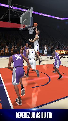Code Triche NBA NOW, jeu mobile de basket apk mod screenshots 3