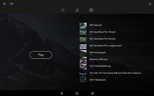 Volvo Cars Media Server - Apps on Google Play