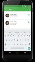 Screenshot of Call Reminder Pro