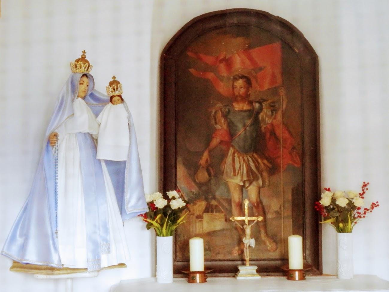 Szakcs - Szent Flórián kápolna