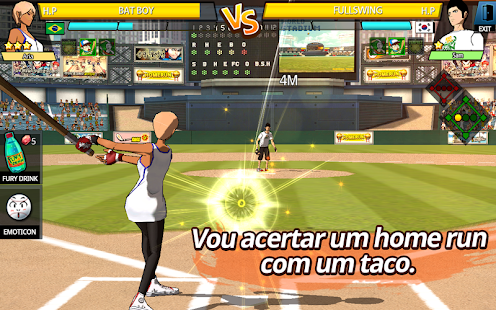 FreeStyle Baseball2: miniatura da captura de tela