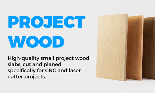 CNC Project Wood and Materials