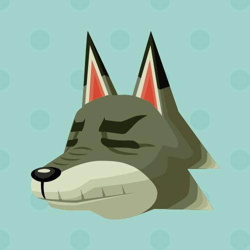 あつ 森 オオカミ