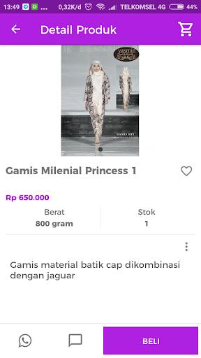 ... Yasmin Butik   Batik screenshot 5 47844a4f9b