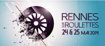 Photo: Comme régulièrement ces dernières années, Rennes sur Roulettes était la 2ème étape de la Coupe de France Marathon mais aussi 1ère étape de la Coupe du Monde.