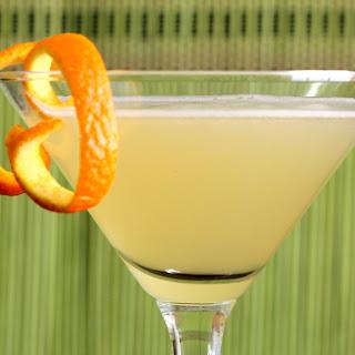 Gin Aloha Cocktail.