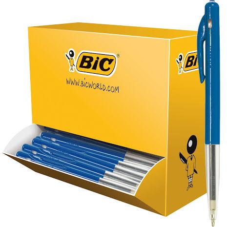 Kulpenna Bic M10 blå 100/fp