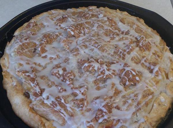 Helen's Quick Apple Crisp Recipe