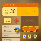 Autumn for Total Launcher
