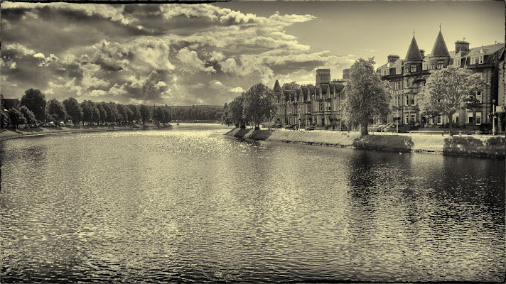 Inverness loch ness di Attilio_RADOGNA