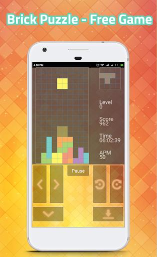 Brick Puzzle Classic Game 2.4.6 screenshots 10