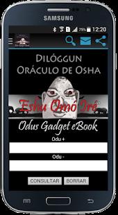 Dilóggun Oráculo de Santería - screenshot thumbnail
