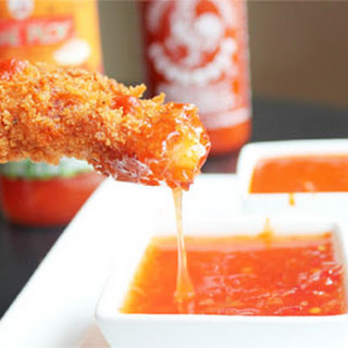 Creole Sriracha Fish Sticks