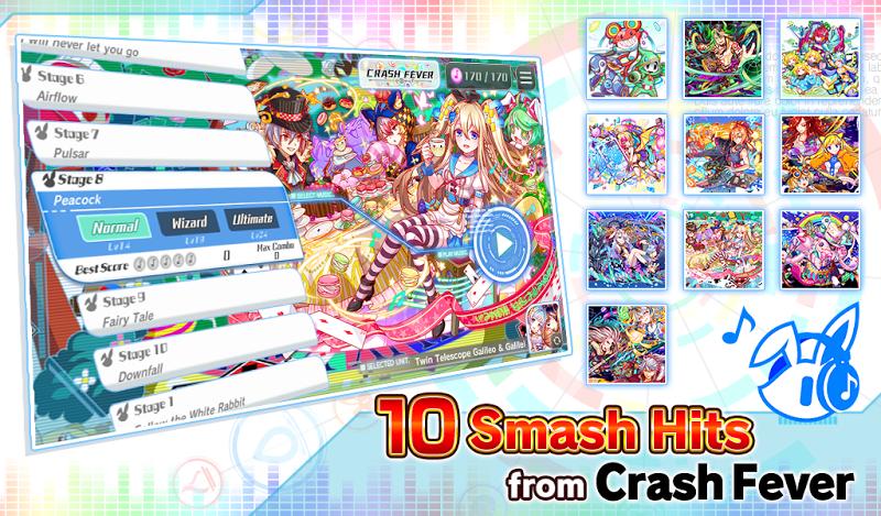 Sonic Beat feat. Crash Fever Screenshot 13
