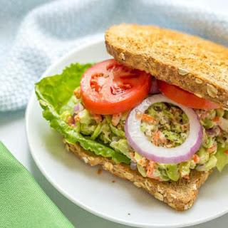 Smashed Edamame Salad.