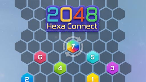 Merge  Block Puzzle - 2048 Hexa apkpoly screenshots 7
