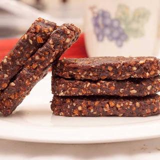 Date Brownie Energy Bars