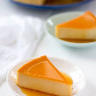 Cream Cheese Flan Recipe