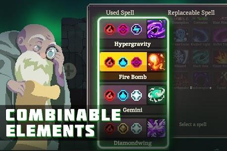Elemental Dungeon MOD (Unlimited Money/Dumb Enemies) 5