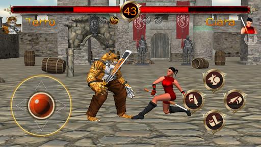Terra Fighter 2 - Fighting Games