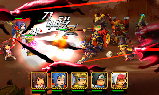 Kingdom Story: Brave Legion- screenshot thumbnail