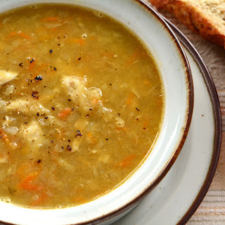Better Than Your Mom'S Chicken Soup Recipe