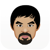 PacMoji by Manny Pacquiao
