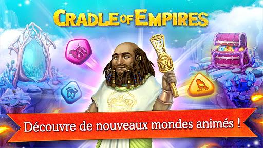 Cradle of Empires Match-3 Game  captures d'u00e9cran 16