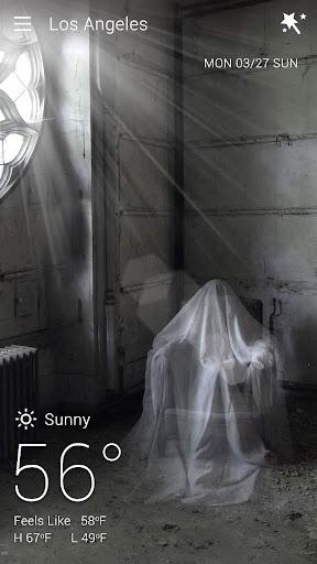 Halloween Dynamic Backgrounds Screenshot