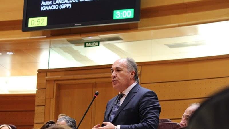 Landaluce llevará al Senado la puesta en marcha de los nuevos juzgados en la comarca y pedirá mejores instalaciones y el personal necesario