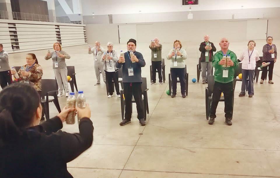 Programa de exercício físico em Lamego ajuda a controlar a diabetes