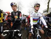 """Mathieu van der Poel aan eeuwige rivaal Wout van Aert: """"Echt indrukwekkend en dat net na de Tour"""""""