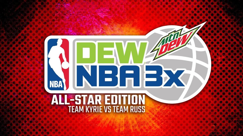 Watch Mountain Dew NBA 3X All-Star Challenge live