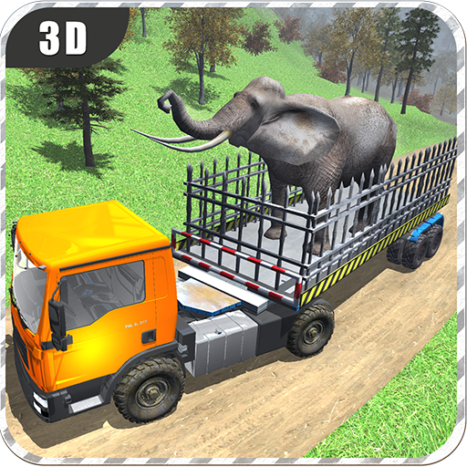 Off Road Farm Animal Transport
