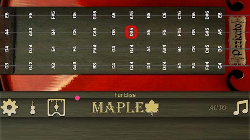Maple Violin 3.0.1 screenshots 2