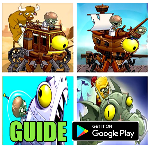 App Insights: guide : Plants vs Zombies 2 All 9 Zomboss