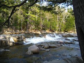 Photo: Swift nehrinde Şelalemsi
