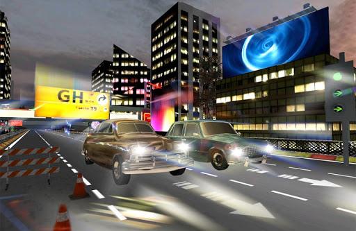 激情的快速賽車3D