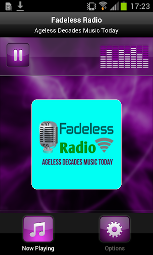 Fadeless Radio